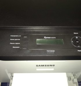 МФУ SAMSUNG M2070 принтер-сканер