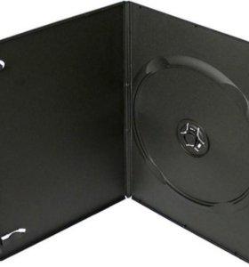 Коробки для DVD дисков 10 шт