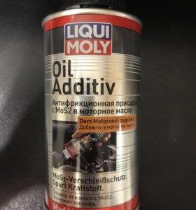 Антифрикционная присадка (молибден) Liqui Moly