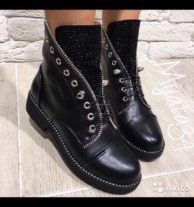 Ботиночки лакированные