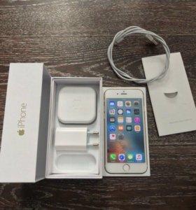 iPhone 6 Gold 64Gb в идеале