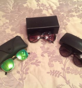 Оригинальные (не копия!!!!!) солнцезащитные очки