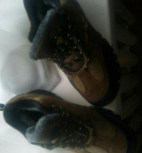 Ботинки- кроссовки
