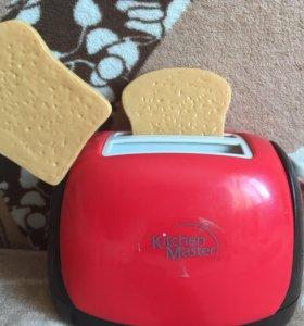 Игрушечный тостер