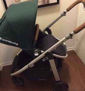 Прогулочная коляска Uppa Baby Cruz