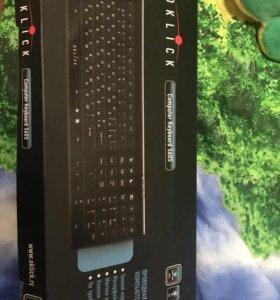 Клавиатура oklick 560s