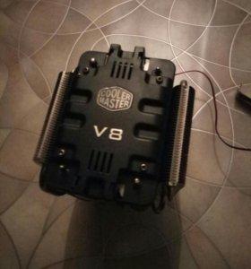 master cooler v8