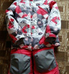 Костюм Oldos(куртка + полукомбинезон) ЗИМА