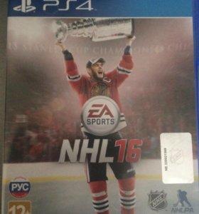 NHL 2016. Компьютерная игра.
