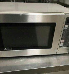 Свч печь amana