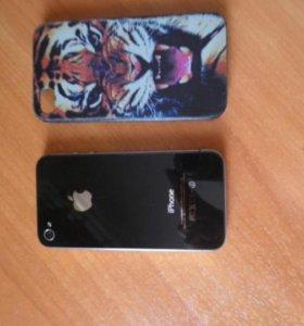 Продаю Iphone 4s ios 8.4.1 + джейлбрей
