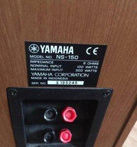 колонки Yamaha NS-150
