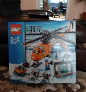 Лего 60034