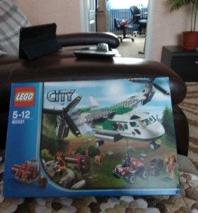 Лего 60021
