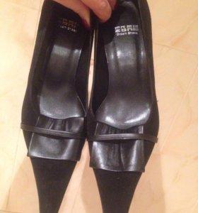 Новые туфли итальянские