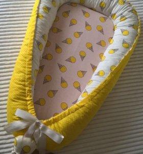 Гнездышко для новорожденого