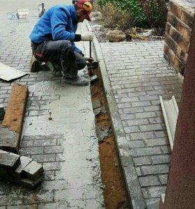 Алмазная резка бетона, сверление отверстий