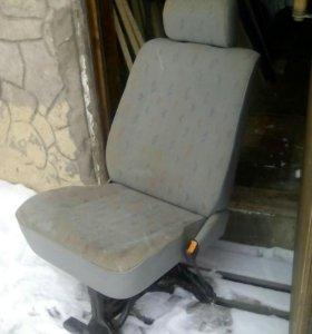 Пассажирское кресло для микроавтобуса Фольксваген