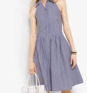 Платье рубашка Michael kors