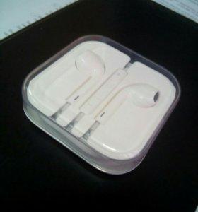 Наушники iPhone 6 s