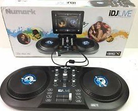 Dj контролер Numark для ipad iphone