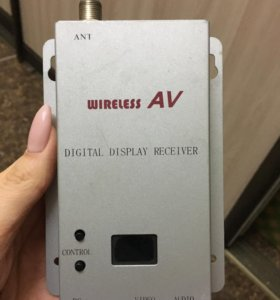 Видеоприемник Wireless AV