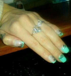 Ногти  Маникюр✴