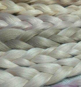 Волосы для блондинок