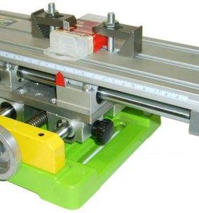 Стол координатный 350*100 мм на линейных подшипн.