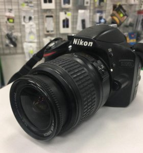 Фотоаппарат Nikon D3200 Kit 18-55