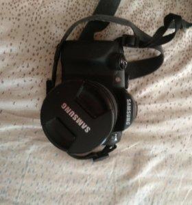 Фотоаппарат со сменной оптикой SAMSUNG NX11 Kit 18