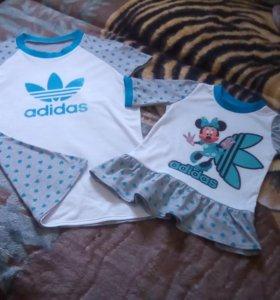 Пошив детской одежды из трикотажа х/б