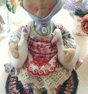 Интерьерные куклы в подарок