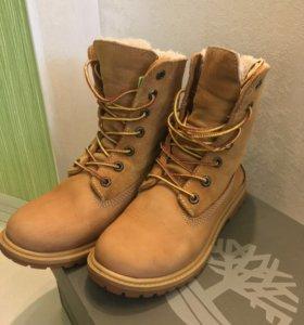 Timberland ботинки женские зимние