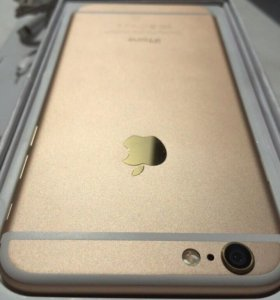 iPhone 6 64 ГБ (золотой LTE)