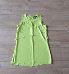 Платье BCBG MAXAZRIA натуральный шёлк