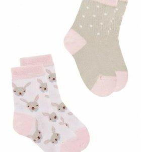 Новые носки для девочки