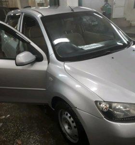 Mazda Demio, 2002