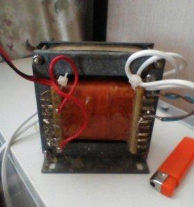 Выходные трансформатор