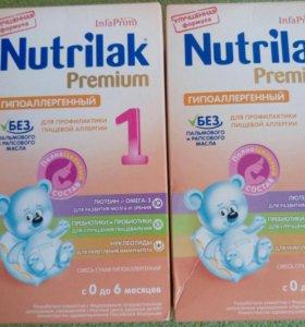 Смесь гипоаллергенная Нутрилак(Nutrilak)Premium1