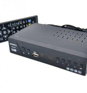 Цифровой ресивер DVB-T2 Орбита HD922 +HD плеер