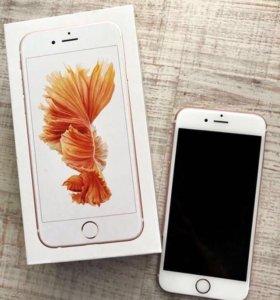 iPhone 6s 64gb Rose Gold