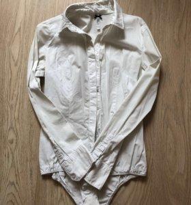 Рубашка боди stradivarius