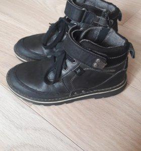 Ботинки Котофей 32рр