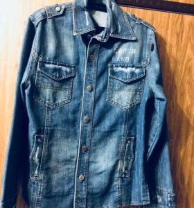 Куртка мужская ZEUS джинсовая Турция