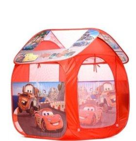 Палатка Тачки Cars б/у