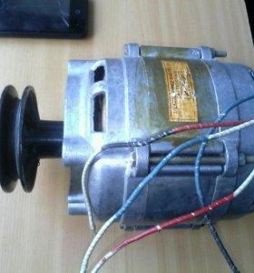 Двигатель от старой стиралки