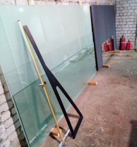 Резка стекла,зеркал,тонировка стекла пленками
