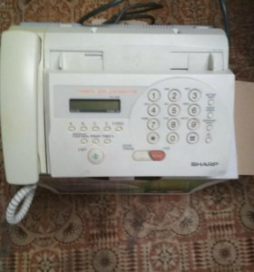 Факс SHARP, ,в хорошем состоянии