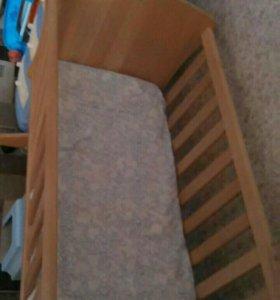 Кроватка- люлька